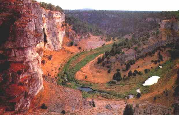 P.N. Cañón del Río Lobos
