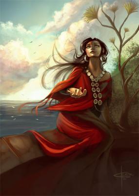 Mujeres poetas en el país de las nubes