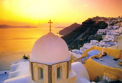 Escollo en Ea (Santorini)