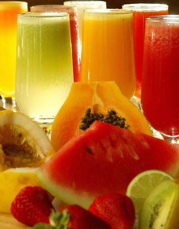 De cómo preparar sabrosos zumos tropicales