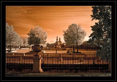 Las sombras de palacio