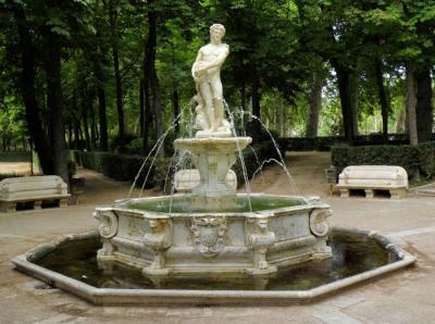 Sobre piedras, mitos y fontanarios