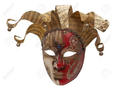 Máscara renacida